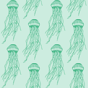 Mint Jellies- Mid sized