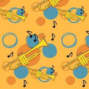 Jazzy Trumpet