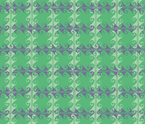 Greek Plaid fabric by annastanphill on Spoonflower - custom fabric