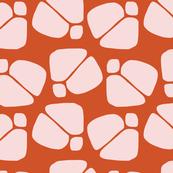 Abstract Ladybug // Burnt Orange