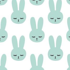 dark mint bunnies