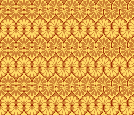 07154697 : old deco : pottery fabric by sef on Spoonflower - custom fabric