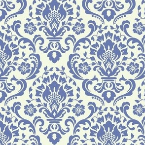Classic Damask Lavender