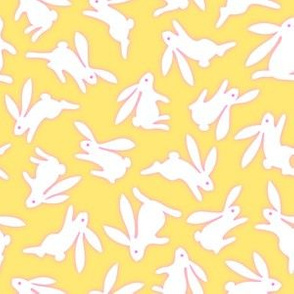 Bunch O Bunnies Yellow