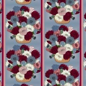 Amanda's Wedding Flower Fabric 11
