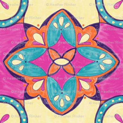 Inspired Spanish Tiles