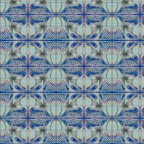 Cloverfield in Blue