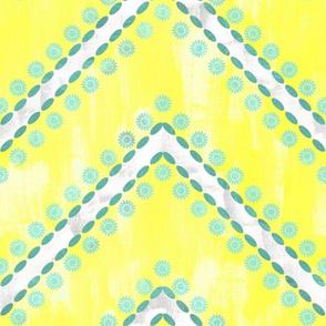 Aviana Chevron 3c Yellow