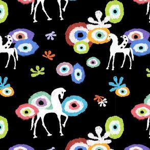 Gift Horse & Evil Eye