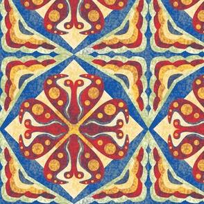 Spanish Tile 14