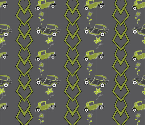isotti fabric by mikkismotorworks on Spoonflower - custom fabric