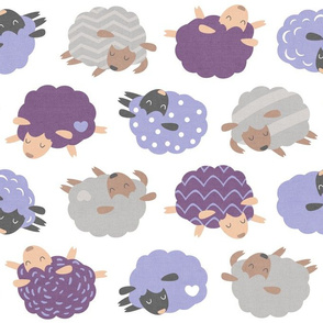 Sleepy Sheep Lavender