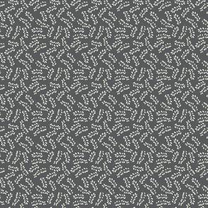 Peony branc grey