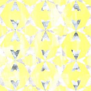 Aviana Geo pattern 1c Yellow