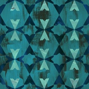 Aviana geometric_3b_Green