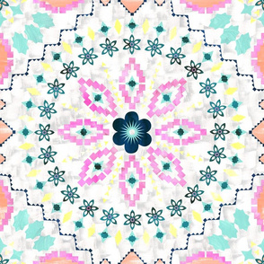 Aviana Mandala White