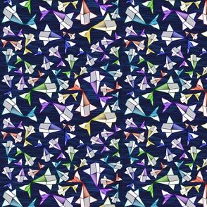 Origami Koi Pond
