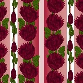 Amanda's Wedding Flower Fabric 17