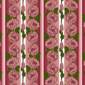 Amanda's Wedding Flower Fabric 18