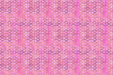 Aviana stripe_2c_Pink fabric by schatzibrown on Spoonflower - custom fabric