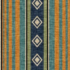 western blanket Railroaded