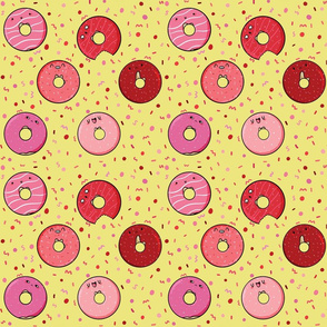 Donuts or Party Rings
