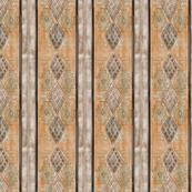 Vintage Kilim  Eastern Tribal