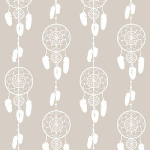 Dreamcatcher Warm Gray