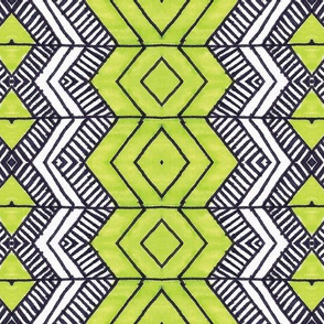 AZTEC GREEN LEAF