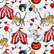 Retro Circus Creme
