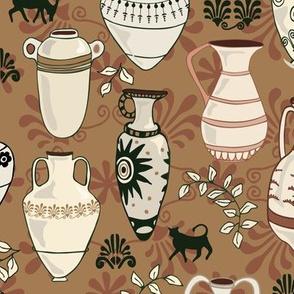 Amphora  - Sienna