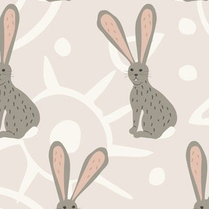 Rabbit Repeat - Mushroom