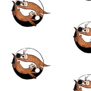 otter wide space dot