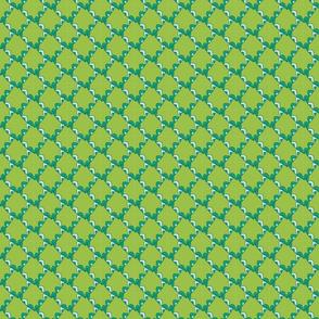 Green scallops