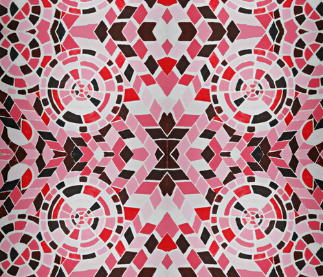 Bubblegum fabric by inspirudesigns on Spoonflower - custom fabric