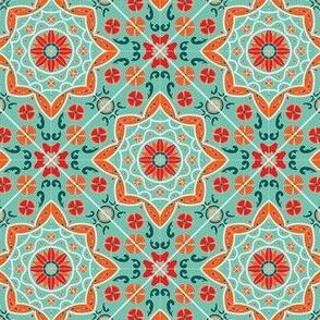 Melanie Ortner - spanish tile - vivaciouse2