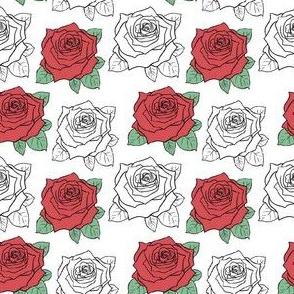 rose pattern-01