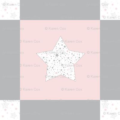 January Stars Patchwork