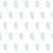Mint Berry Buds