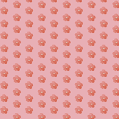 Vintage floral // pink