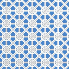 ELDesigns Blue Circles and Triangles