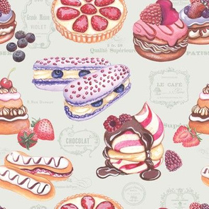 French Patisserie Cakes