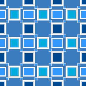 EL_Blue Checks Bright and navy