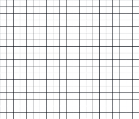 1 inch graph paper