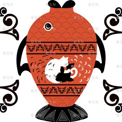 Greek Vase Layout 4