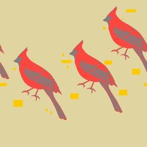 Cardinal Mustard