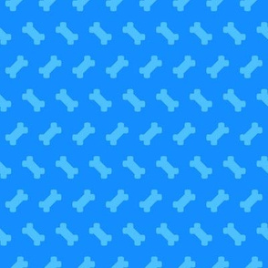 Puppy Pattern - Toy Bones