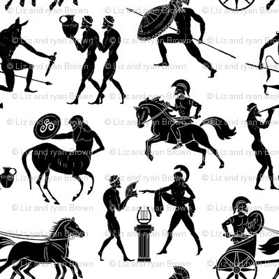 Greek Figures // Small