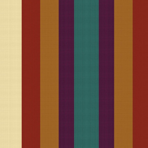 Turkish Bazaar Stripes B