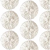 Knit rondels